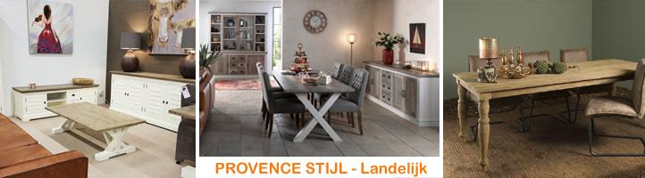 Woonkamer Stijlen Landelijk Provence A Meubel