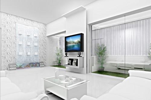 De witte woonkamer geeft meer licht in huis | Blog | A-Meubel.nl ...