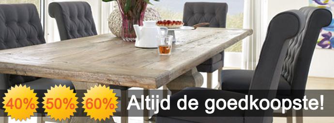 A meubel meubelstore 39 s voordelige meubelen bankstellen for Voordelige meubels