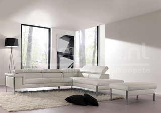 Zwart Wit Leren Bankstel.Design Banken Mooiste Collectie Bij A Meubel