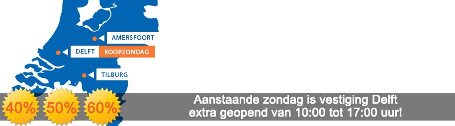 Koopzondag Delft