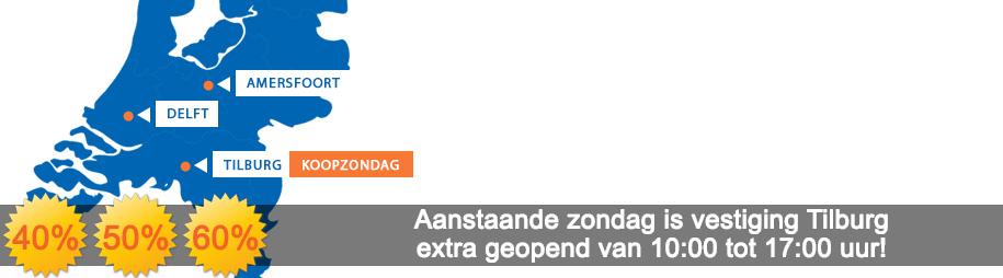 Koopzondag Tilburg