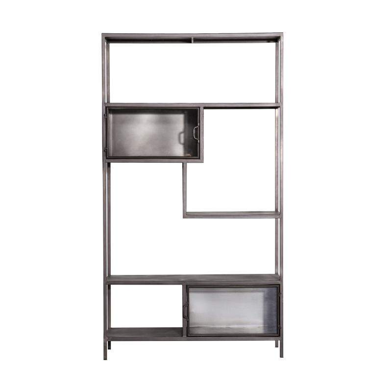 Ventana collection - Asymmetrical bookcase