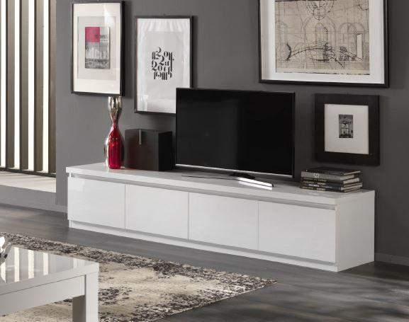 Witte Dressoir Tv Kast.Apeldoorn Tv Kast Wit Groot Goedkoopst Bij A Meubel
