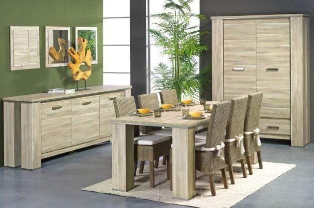 Woonkamerset breda spint eik grijs goedkoopst bij a meubel - Carrelage gris clair quelle couleur pour les murs ...