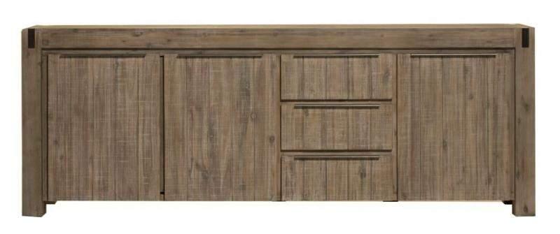 Corle dressoir groot goedkoopst bij a meubel for Meubel canada