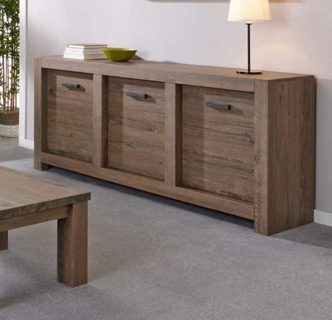 Donker bruine woonkamer meubels interieur meubilair idee n - Woonkamer meubels ...