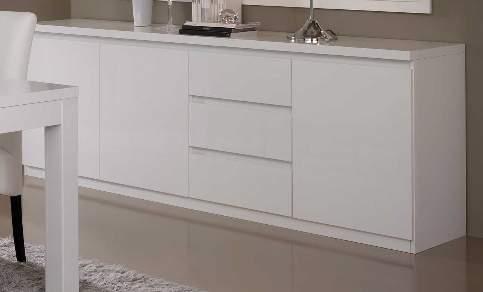Apeldoorn Dressoir Groot Wit  Goedkoopst bij A-meubel