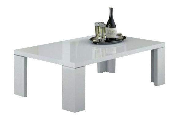 Hoogglans Witte Salontafel Met Glasplaat.Elegance Salontafel Met Glasplaat Goedkoopst Bij A Meubel