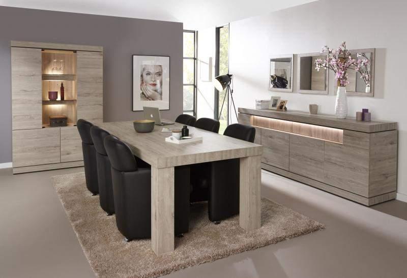 Woonkamerset emmen goedkoopst bij a meubel for Houten meubels woonkamer