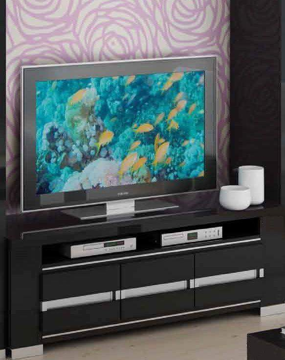 UIT DE COLLECTIE Armonia Black TV-Kast