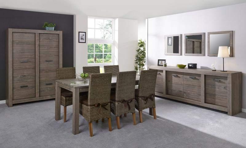woonkamerset putten donker bruin k535 goedkoopst bij a meubel