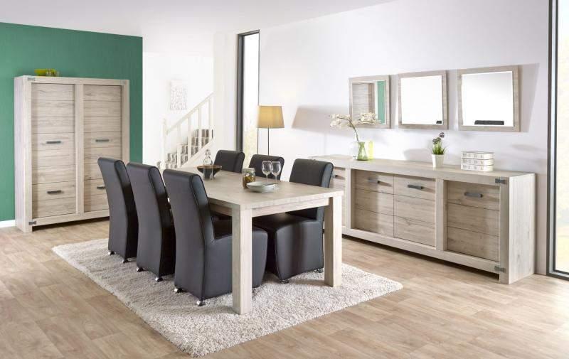 Woonkamerset putten licht grijs k540 goedkoopst bij a meubel - Eetkamer lichtgrijs ...