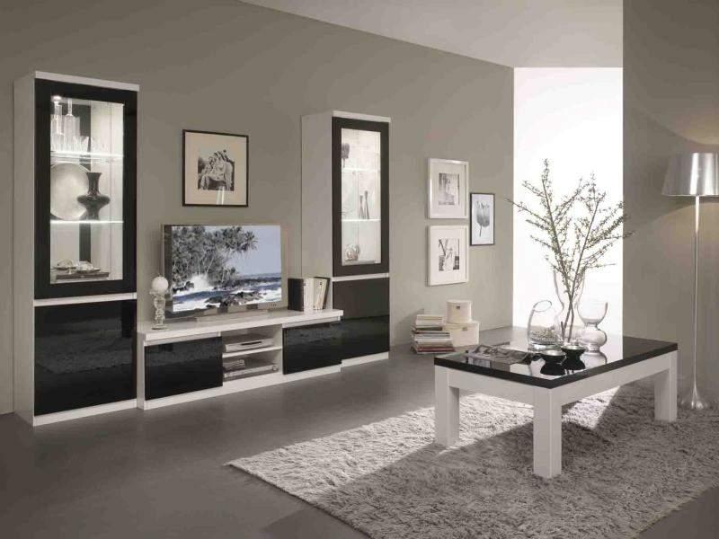 Witte Woonkamer Set : Woonkamerset apeldoorn wit zwart goedkoopst bij a meubel
