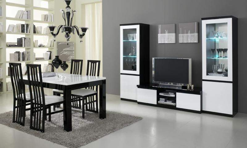 zwart wit design woonkamer ~ lactate for ., Deco ideeën
