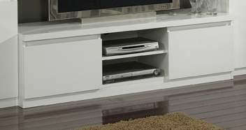 Hoogglans Witte Kast : Hoogglans wit en hoogglans zwarte tv meubels .grote collectie