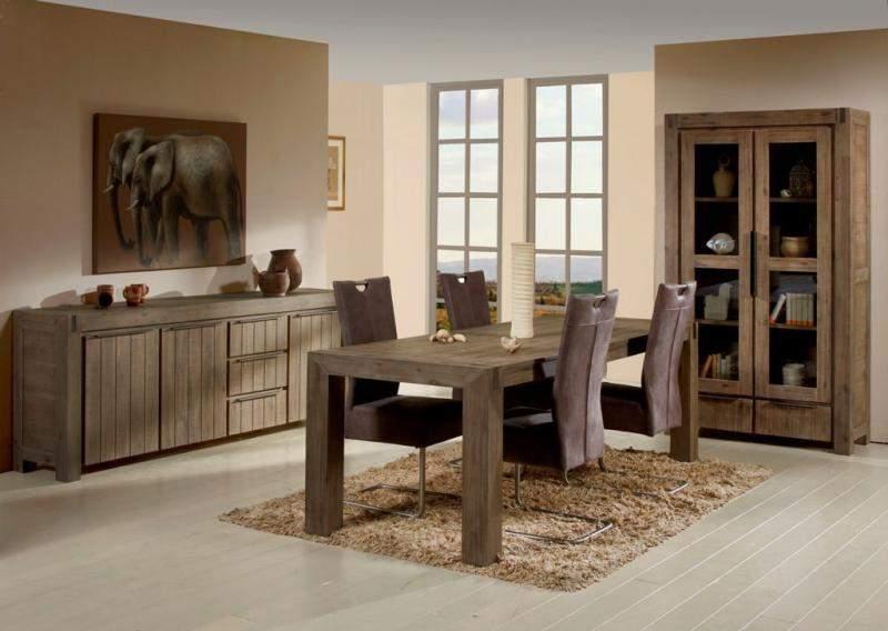 Woonkamerset corle goedkoopst bij a meubel for Prix salle a manger