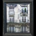Parijs Balkon