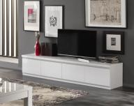 Tv Kast Wit Glans.Hoogglans Wit En Hoogglans Zwarte Tv Meubels Grote Collectie
