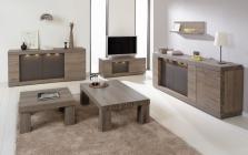 Meubelsets woonkamer meubels. Hout, modern, landelijk | A-meubel