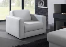 Fauteuils in leer en stof laagste prijs bij a meubel