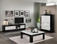 Strak hoogglans woonkamers meubels bij a meubel