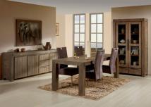 Woonkamer Houten Meubels : Massief houten meubelsetjes laagste prijs bij a meubel